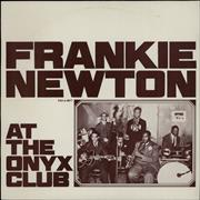 Click here for more info about 'Frankie Newton - At The Onyx Club'
