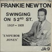 Click here for more info about 'Frankie Newton - Frankie Newton Swinging On 52nd Street 1937-1939 'Emperor Jones''