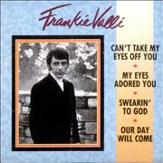 Click here for more info about 'Frankie Valli - Can't Take My Eyes Off You'