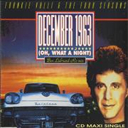 Click here for more info about 'Frankie Valli - December 1963 Oh What a Night'
