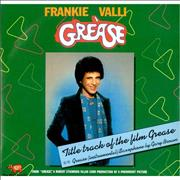 Click here for more info about 'Frankie Valli - Grease - P/S'