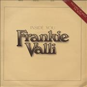 Click here for more info about 'Frankie Valli - Inside You - Test Pressing'