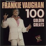 Click here for more info about 'Frankie Vaughan - 100 Golden Greats'