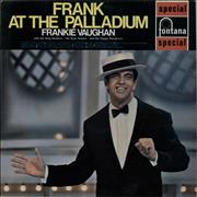 Click here for more info about 'Frankie Vaughan - Frank At The Palladium'