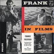 Click here for more info about 'Frankie Vaughan - Frank In Films'