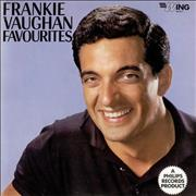 Click here for more info about 'Frankie Vaughan - Frankie Vaughan Favourites'
