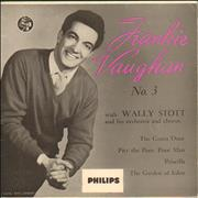 Click here for more info about 'Frankie Vaughan - Frankie Vaughan No. 3'