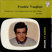Click here for more info about 'Frankie Vaughan - Frankie Vaughan'
