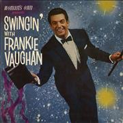 Click here for more info about 'Frankie Vaughan - Swingin' With Frankie Vaughan'