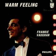 Click here for more info about 'Frankie Vaughan - Warm Feeling'