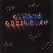 Click here for more info about 'Franz Ferdinand - Always Ascending - 180gm Vinyl + Autographed'