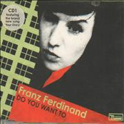 Click here for more info about 'Franz Ferdinand - Do You Want To - CD1'