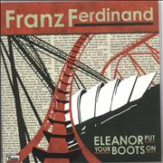 Click here for more info about 'Franz Ferdinand - Eleanor Put Your Boots On'