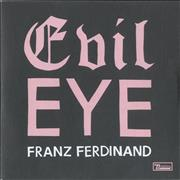 Click here for more info about 'Franz Ferdinand - Evil Eye'