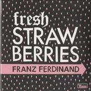Click here for more info about 'Franz Ferdinand - Fresh Strawberries'