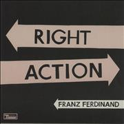 Click here for more info about 'Franz Ferdinand - Right Action - Pink Vinyl'