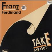 Click here for more info about 'Franz Ferdinand - Take Me Out'