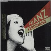 Click here for more info about 'Franz Ferdinand - You Could Have It So Much Better'