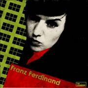 Click here for more info about 'Franz Ferdinand - Your Diary'
