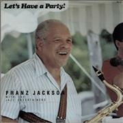 Click here for more info about 'Franz Jackson - Let's Have A Party - Autographed'