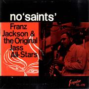 Click here for more info about 'Franz Jackson - No Saints'