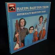 Click here for more info about 'Franz Joseph Haydn - Baryton Trios - No. 37 in G, No. 71 in A, No. 85 in D, No. 113 in D, No. 117 in F, No.121 in A'