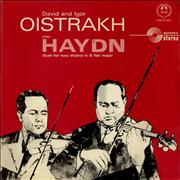 Click here for more info about 'David & Igor Oïstrakh - Haydn: Duets For Two Violins In B Flat Major, Op. 99 No. 3'