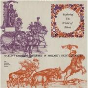 Click here for more info about 'Franz Joseph Haydn - Emperor Quartet & MOZART Hunt Quartet'