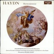 Click here for more info about 'Franz Joseph Haydn - Harmoniemesse'