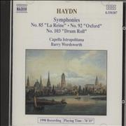 Click here for more info about 'Franz Joseph Haydn - Haydn Symphonies No. 85