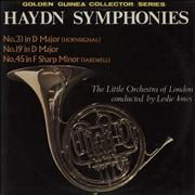 Click here for more info about 'Franz Joseph Haydn - Haydn Symphonies'