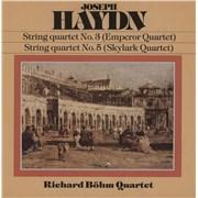 Click here for more info about 'Franz Joseph Haydn - String Quartet No. 3 (Emperor), No. 5 (Skylark)'