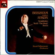 Click here for more info about 'Franz Joseph Haydn - Symphonies No. 101 'The Clock' & No. 102'