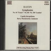 Click here for more info about 'Franz Joseph Haydn - Symphonies No. 44 / No. 88 / No. 104'