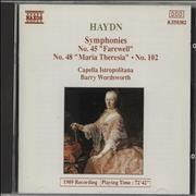 Click here for more info about 'Franz Joseph Haydn - Symphonies No.45