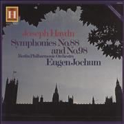 Click here for more info about 'Franz Joseph Haydn - Symphonies No.88 and No.98'