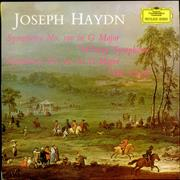 Click here for more info about 'Franz Joseph Haydn - Symphony No. 100 'Military Symphony' & No. 101 'The Clock''