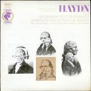 Click here for more info about 'Franz Joseph Haydn - Symphony No. 21 in A minor & Symphony No. 22 in E-flat major'