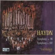 Click here for more info about 'Franz Joseph Haydn - Symphony No. 96 in D Major (Miracle) / Symphony No. 102 in B Flat Major'