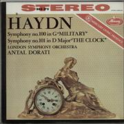 Click here for more info about 'Franz Joseph Haydn - Symphony No.100 in G 'Military' / Symphony No.101 in D Major 'The Clock''