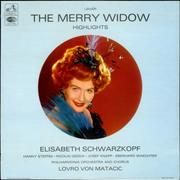 Click here for more info about 'Franz Lehar - The Merry Widow - Highlights'