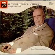 Click here for more info about 'Franz Schubert - Beecham conducts Schubert - Symphonies 3 & 5'