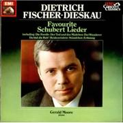 Click here for more info about 'Franz Schubert - Dietrich Fischer-Dieskau sings Favourite Schubert Lieder'