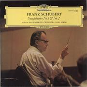 Click here for more info about 'Franz Schubert Symphonien Nr. 1 & Nr. 2'