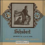 Click here for more info about 'Franz Schubert - Quartet No. 15 In G, D.887 (Op. 161)'