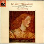 Franz Schubert Rosamunde UK vinyl LP