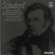 Click here for more info about 'Ingrid Haebler - Schubert: Sonata In B Flat, D. 960 / Sonata In A Minor, D. 784'