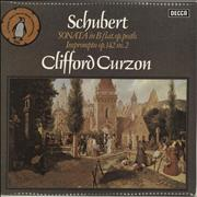Click here for more info about 'Franz Schubert - Sonata in B-flat, Op. posth & Impromptu, Op. 142 No. 2'