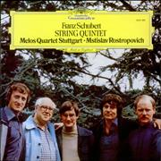 Click here for more info about 'Mstislav Rostropovich - String Quintet'