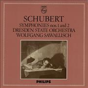 Click here for more info about 'Franz Schubert - Symphonies Nos. 1 And 2'
